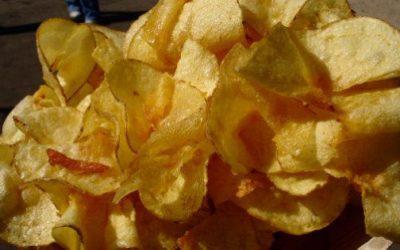 12 receitas que ficam ainda melhores com batata chips